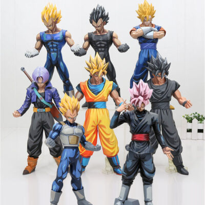 FIGURAS DRAGON BAL MSP CHOCOLATE